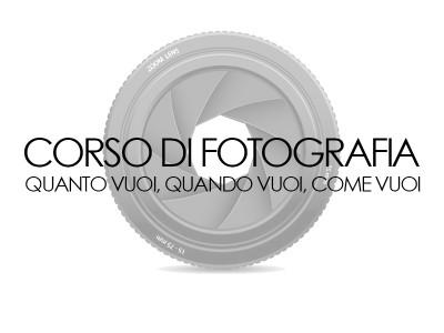 Corso foto personalizzato